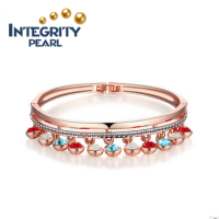 fashion Jewelry rose gold designer diamond bracelet for women