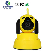 Popular WIFI IP Network PTZ 720P IP camera with night vision support Onvif motion detection TF card baby monitor camera