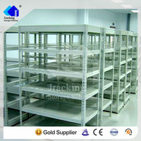 Alibaba China candy store equipment,Mini warehouse boltless racking system