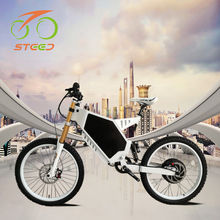 Powerful motor 3000 w 48v Panasonic battery mountain electric bicycle en 15194 certification