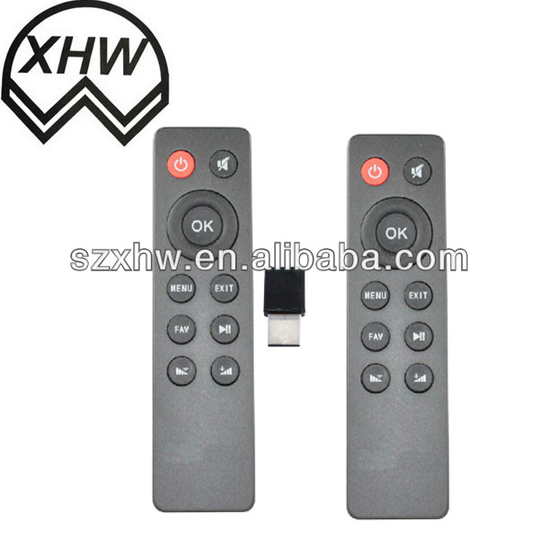 digital satellite receiver remote control from Shenzhen factory ISO9001-2008