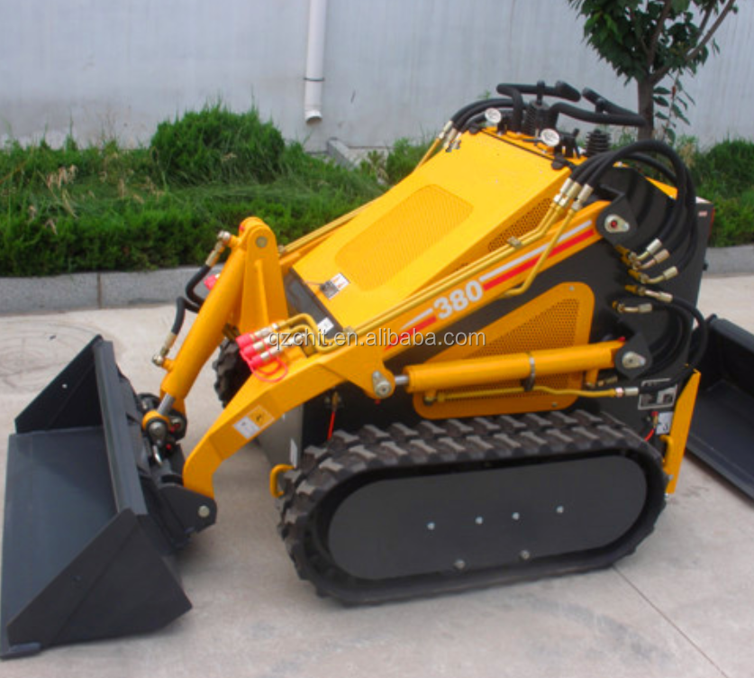 CHINA HYSOON MINI ELECTRIC SKID STEER LOADER FITS DINGO