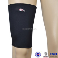 custom China factory black neoprene waterproof sports protective high quality sleeves for orthopedic knee ligaments