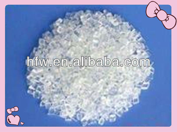 PVC Resin Plastic Raw Material For Cables and Wires
