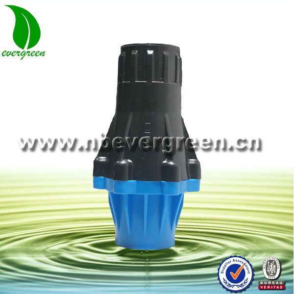 "3/4"" FNPT x MNPT 15 PSI water Pressure Regulator"