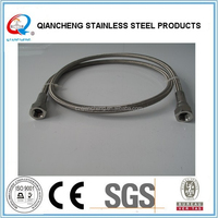 High Pressure High Temperature Steal Wire Braided Oil Resistant flexible rubber hose
