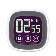 Fashion style magnetic kitchen timer digital countdown timer