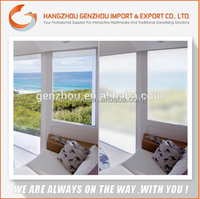 2015 genzhou PDLC switchable window glass films/electric tint film for car window/ switchable window glass tint film