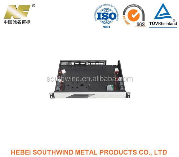 Customized Sheet Metal Computer Shell Hardware Parts Fabrication