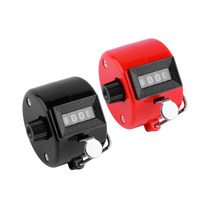 NEW Hand Tally Click Counter with 4 Digital Number Finger Display