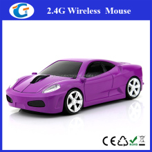unique computer hardware 2.4g car wireless mouse