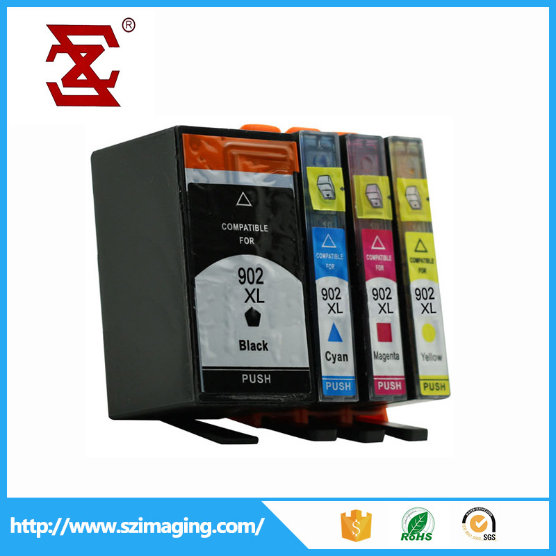 High quality ink cartridge for hp 902 used for hp 902 Pro 6960/6961/6963 /6978/6979 6974