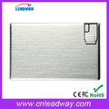 USB 3.0 Promotional Credit Card USB pendrive for Business Gift