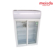 Hotel 105L Beverage Display Cabinet Showcase Vertical Commercial Refrigerator