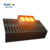 Common anode single in-line package 3 digit 0.25 inch orange amber 7 segment led numeral display