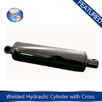 The OEM and non-standard high quality welded hydraulic cylinder
