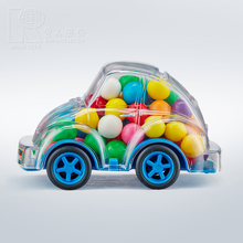 2018 Kwang Hsieh High Quality Classic Car Style Candy Bin Dispenser Toy