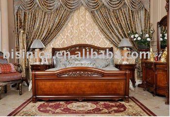 2011 nouvel article antique de style am ricain villa chambre ensemble de meubles buy ensemble - Chambre a coucher style americain ...