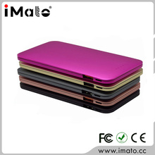 Factory Selling 5000mAh Power Bank Private Mold 5000mAh, Ultra Slim Power Bank