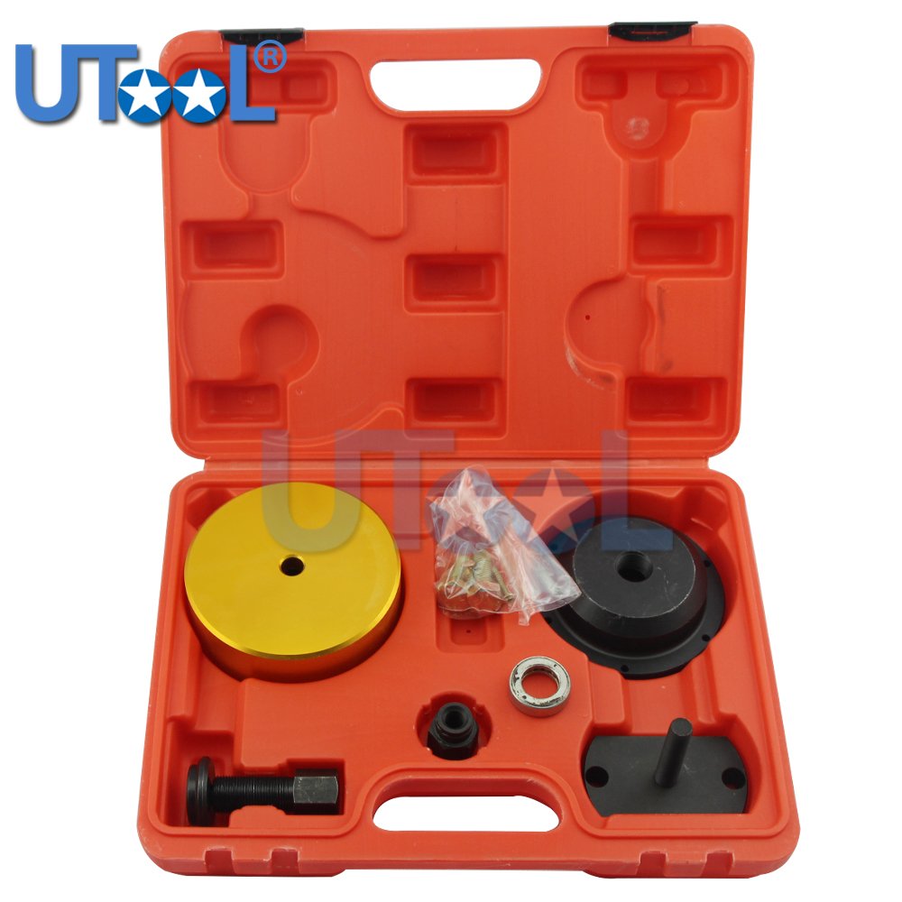 Crankshaft Rear Oil Seal Remover and Installer Tool <strong>Kit</strong> For BMW N40 N42 N45 N45T N46 N46T N52 N53 N54