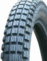 motorcycle tubeless tire supplier in China with great credit standing