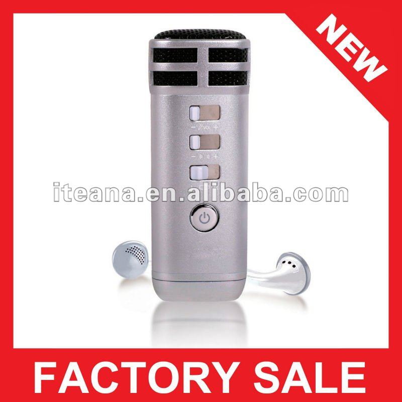 new design digital karaoke echo megaphone amplifier