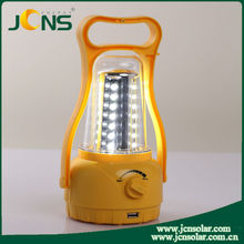 Hot sale 35 LED solar lighting with 2W solar panle for indoor and outdoor