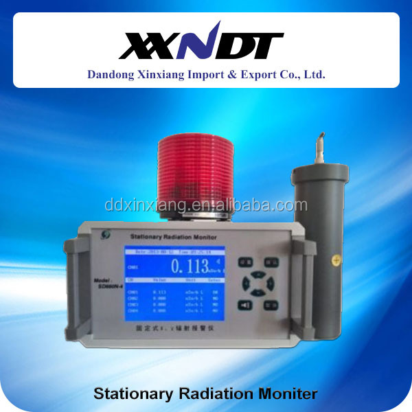 Area Radiation Monitoring System for Nuclear Power Plants