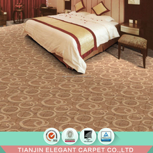 cheap machine tufted modern hotel bedroom carpet