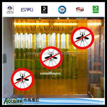 high quality welding PVC strip curtain /transparent pvc curtain /soft pvc curtain