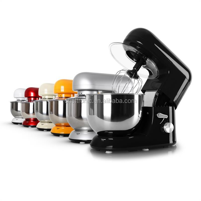 Automatic powerful 800W smoothie stand mixer with rotating bowl