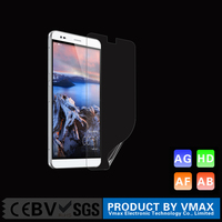 New Model !! 4H Hardness Anti Glare Cell Phone clear screen protector for Huawei MediaPad X2