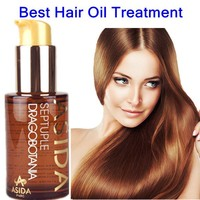 ASIDA hair care product 60ml Hair Oil treatment for all hair types