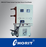 33KV indoor draw out vacuum circuit breaker ZN85