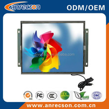 10 inch open frame lcd capacitive touch monitor