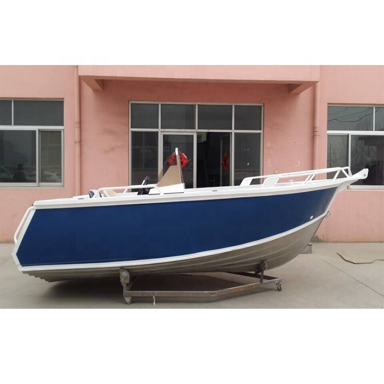 5.0 center console aluminum pressed hull fishing <strong>boat</strong> with hiah quality