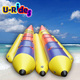 hot sale Summer Ocean Rider inflatable water games fly fish banana boat
