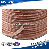 electric equipment flexible copper stranded wire varnish insulated wire