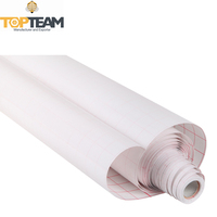 Self Adhesive Decorative Film, Vinyl Clear Plastic Film Roll For Book Cover