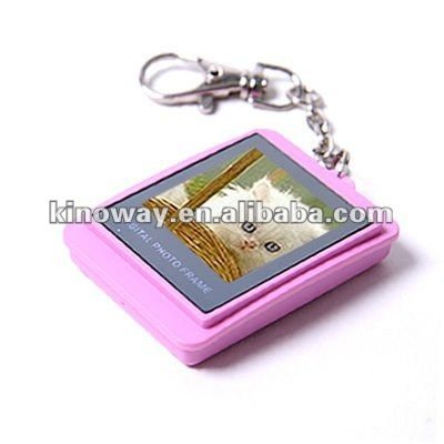 1.5 inch mini digital photo frame for gift