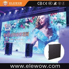 LED display screen / P4 indoor led display for rental / led wall display