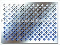 Perforated Punched Plate