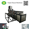 Big toilet roll small bobbin paper band saw cutting machine