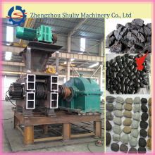 Hardness pressing sponge iron briquette machine