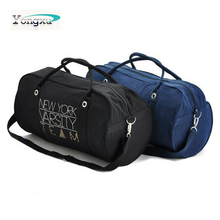 cheapest customized young sports shoulder travel bag for promotion