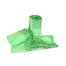 eco-friendly products biodegradable cornstarch garbage bags with logo