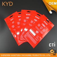 Manufactured In Shenzhen Plastic Ziplock Composite Package Bag
