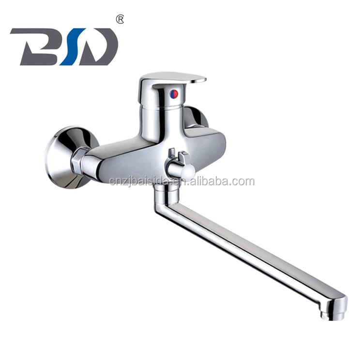 Online Shopping Ceramic Cartridge Bathtub Aqua Faucet,Long Brass ...