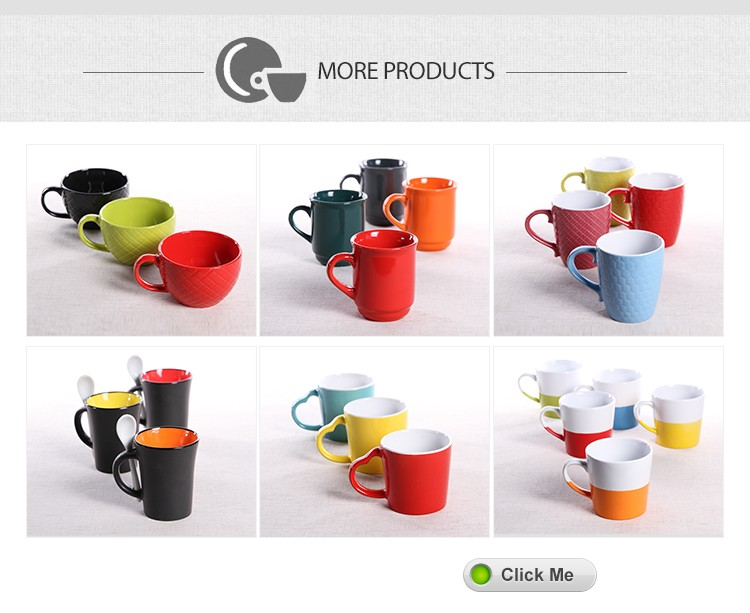 Best Selling Glazed Ceramic Coffee Mug 2016