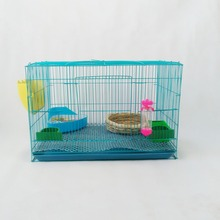 Hot Sale Luxury Rabbit Cages Pink